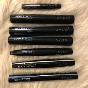 Avon mascara bundle of 7 brand new still sealed